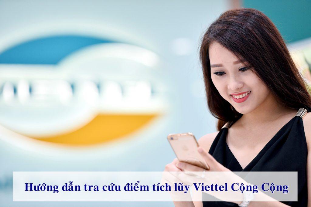 Có thể đổi điểm Viettel Cộng Cộng để nhận những ưu đãi khác nhau.